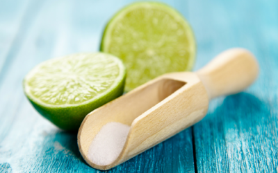 DIY Lime Body Scrub