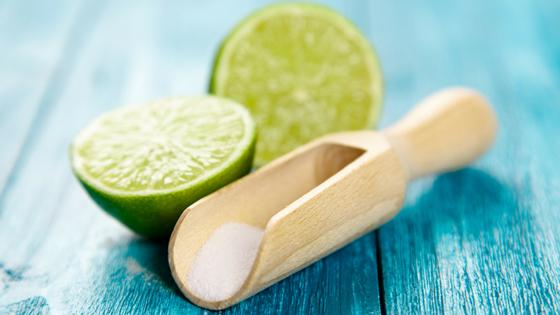 DIY Lime Body Scrub