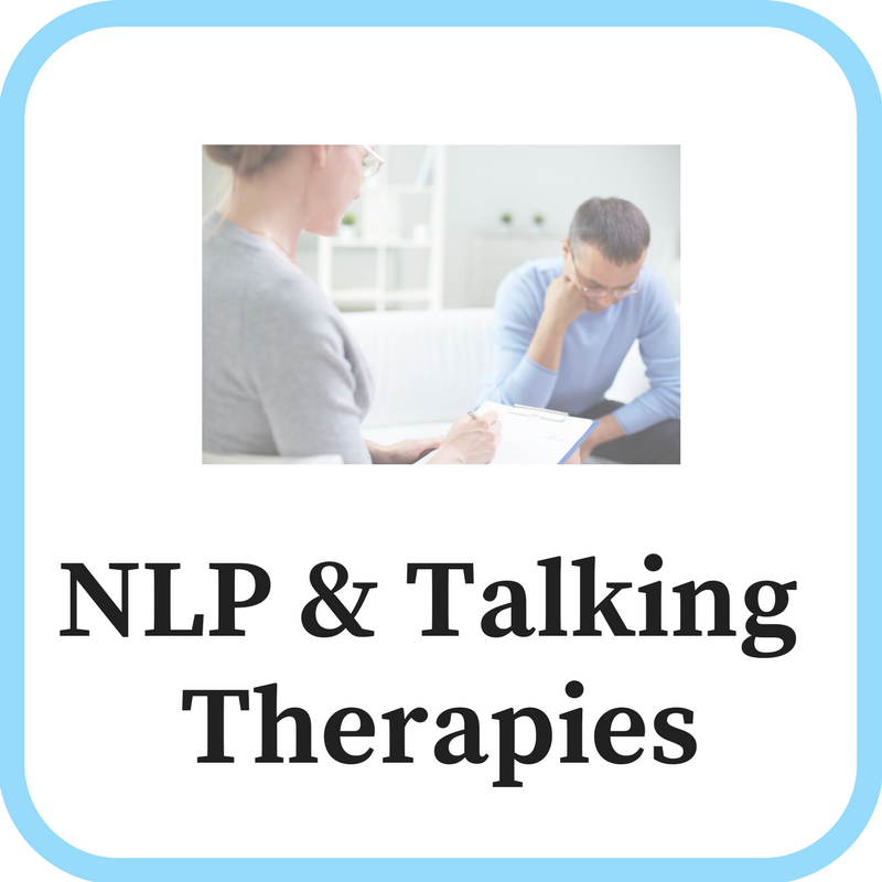 Talking therapies